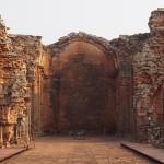 【パラグアイ03】二人きりの世界遺産!パラグアイ唯一の世界遺産 トリニダー遺跡