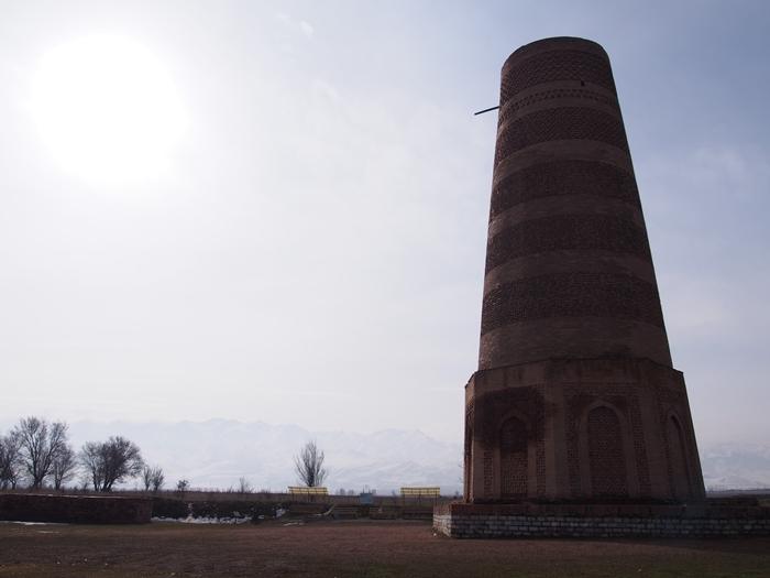 ブラナの塔とバラサグン遺跡、そして三蔵法師の足跡に触れるアク・ベシム遺跡 (16)