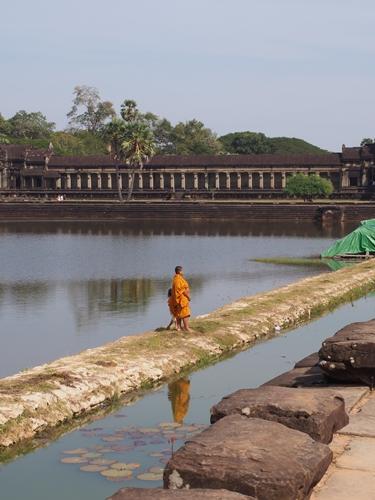 世界遺産アンコール遺跡群1 東南アジア屈指の遺跡アンコールワット (20)