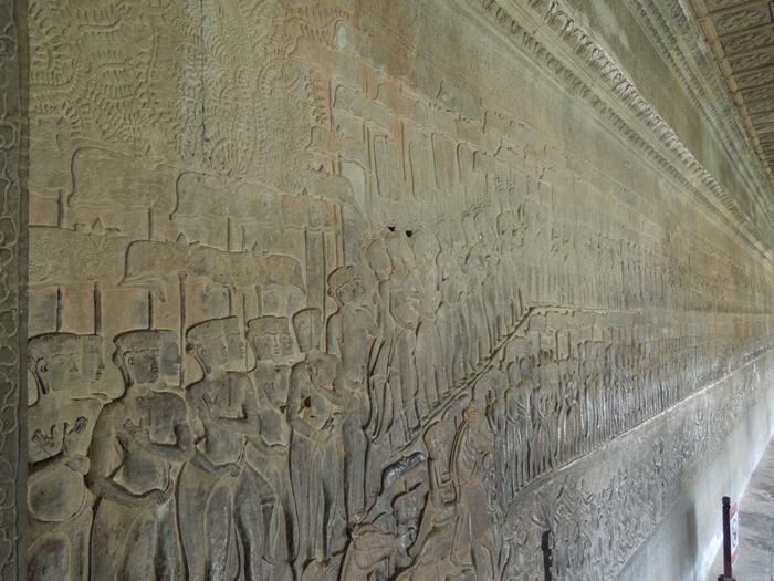 世界遺産アンコール遺跡群1 東南アジア屈指の遺跡アンコールワット (11)