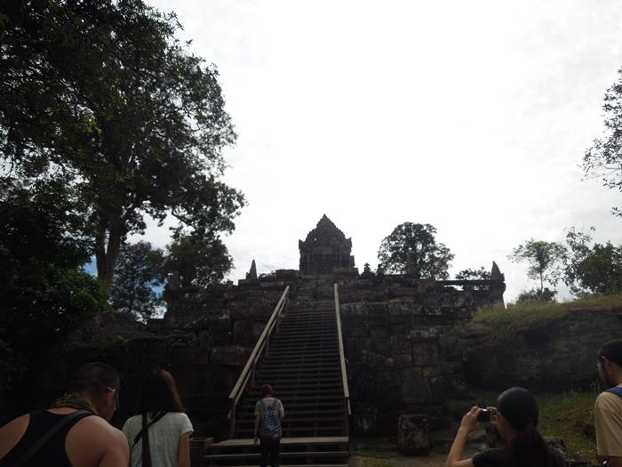 カンボジアもう一つの世界遺産、プレアヴィヒア (6)