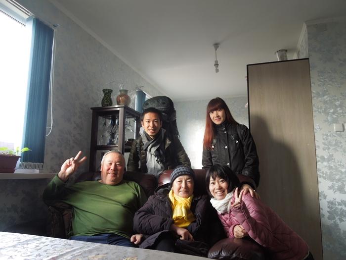 冬のイシククル湖へ!~チョルポン・アタの町より~ (11)