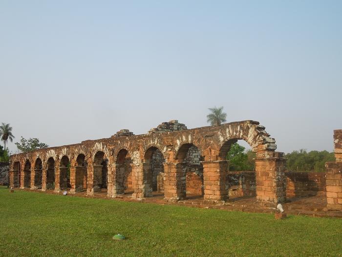 世界遺産を独り占め!パラグアイ唯一の世界遺産 トリニダー遺跡 (6)