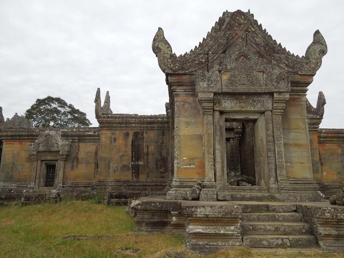 カンボジアもう一つの世界遺産、プレアヴィヒア (11)