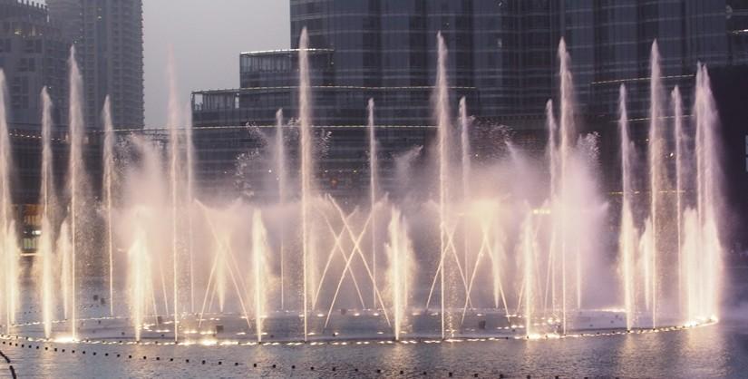 【UAE01】世界一尽くし ドバイ1日観光 裏で活躍する日本の技術に驚き!