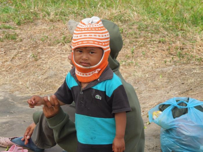 カンボジアもう一つの世界遺産、プレアヴィヒア (14)
