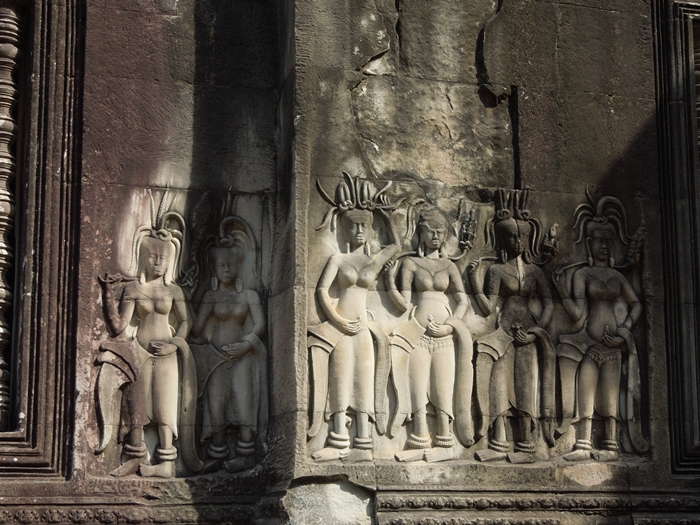 世界遺産アンコール遺跡群1 東南アジア屈指の遺跡アンコールワット (9)