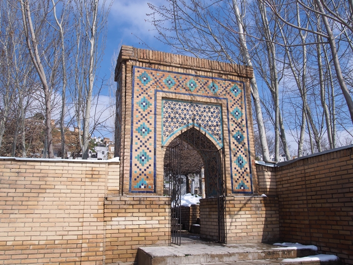 サマルカンド観光後編 でっかいモスクとたくさんのお墓、そして蘇ったサマルカンド・ペーパー (22)