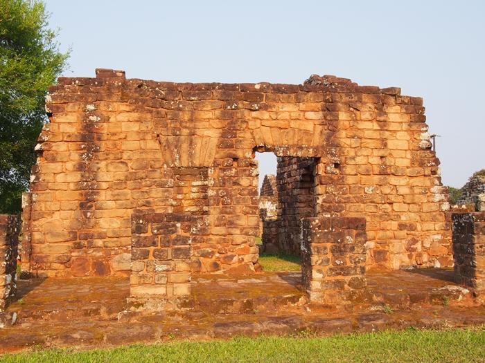 世界遺産を独り占め!パラグアイ唯一の世界遺産 トリニダー遺跡 (23)