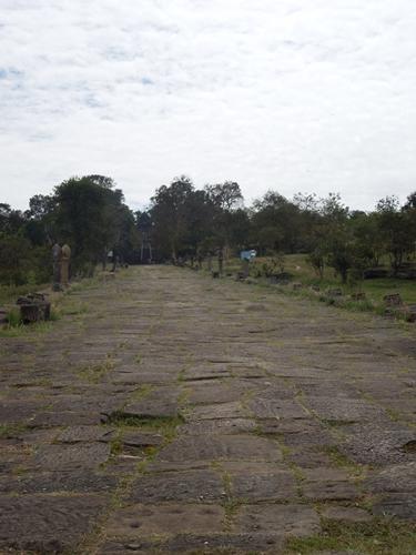 カンボジアもう一つの世界遺産、プレアヴィヒア (23)