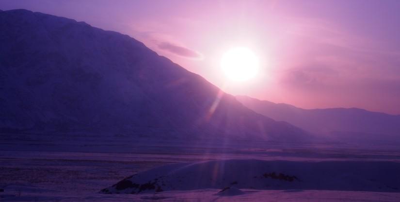 【キルギス04移動情報】オシュからビシュケク 息を飲むほどの絶景の道。。