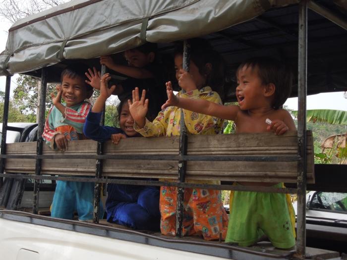 カンボジアもう一つの世界遺産、プレアヴィヒア (4)