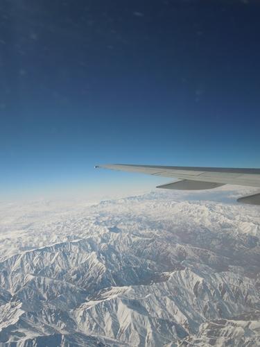 【移動情報】タイ/バンコクからウズベキスタン/タシュケントへの空の旅。タシュケントの快適宿