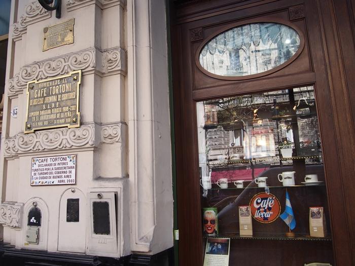 本場のタンゴに惚れ惚れ!ブエノスアイレス最古のカフェ・トルトーニにて。 (12)