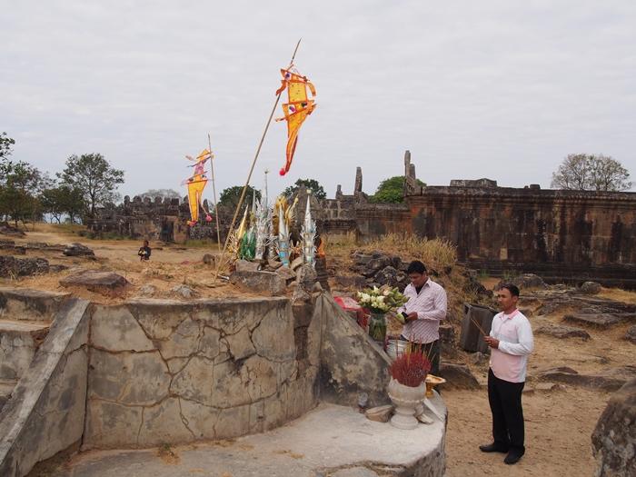 カンボジアもう一つの世界遺産、プレアヴィヒア (20)