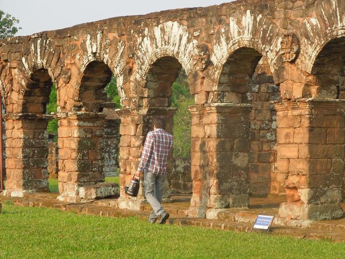 世界遺産を独り占め!パラグアイ唯一の世界遺産 トリニダー遺跡 (43)