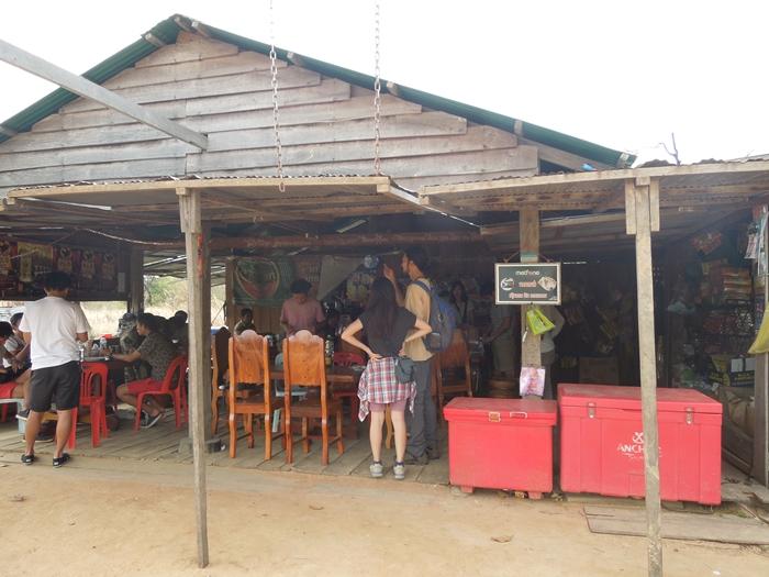 カンボジアもう一つの世界遺産、プレアヴィヒア (2)
