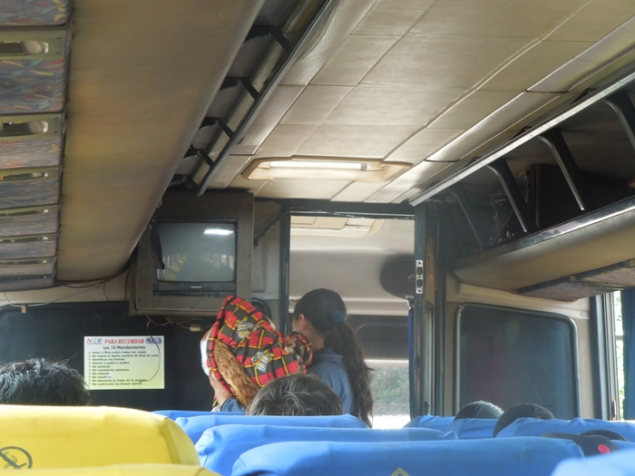 【移動情報】エンカルナシオンからイグアスの日本人居住区 (3)