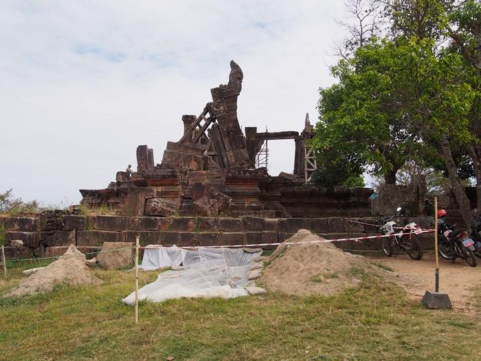 カンボジアもう一つの世界遺産、プレアヴィヒア (16)