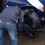 【ウズベキスタン08移動情報】タシュケントからサマルカンド 雪の中のビザ取りとバストラブル