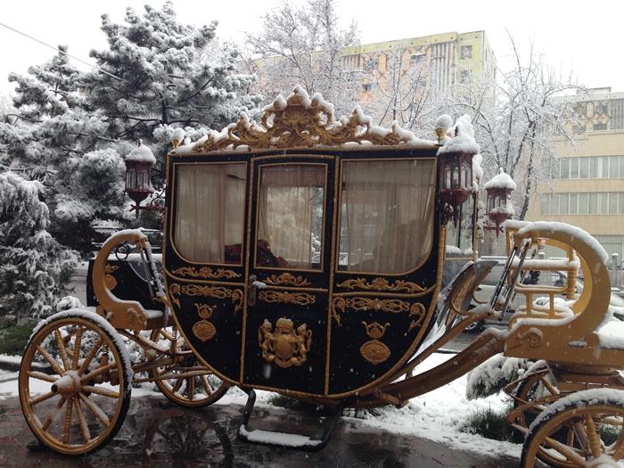 【移動情報】タシュケントからサマルカンド 雪の中のビザ取りとバストラブル (1)