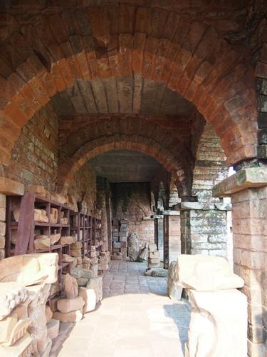 世界遺産を独り占め!パラグアイ唯一の世界遺産 トリニダー遺跡 (37)