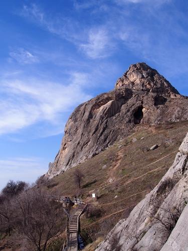 キルギス唯一の世界遺産スレイマン・トー。がっかり遺産の噂はあるけれど、がっかりじゃなかった! (15)