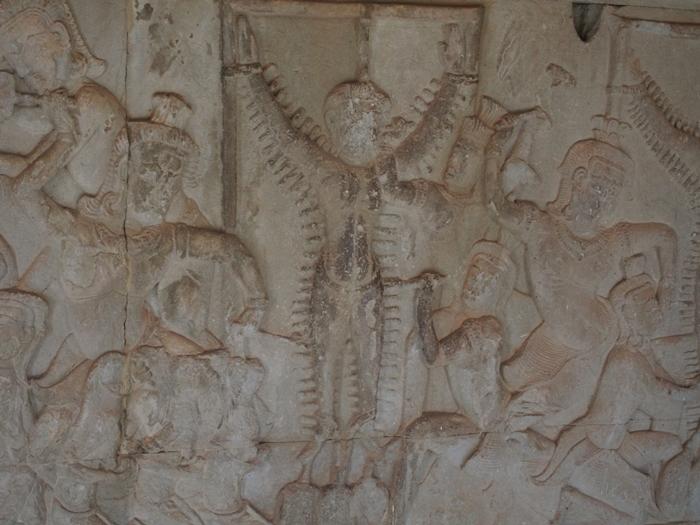 世界遺産アンコール遺跡群1 東南アジア屈指の遺跡アンコールワット (41)