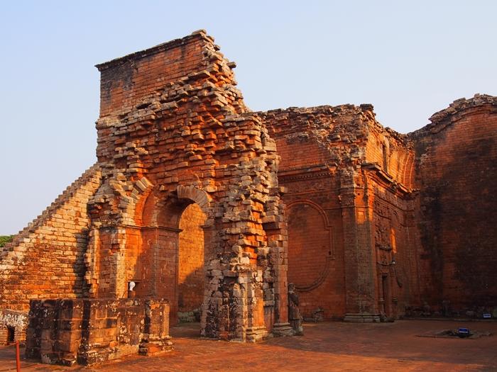 世界遺産を独り占め!パラグアイ唯一の世界遺産 トリニダー遺跡 (30)