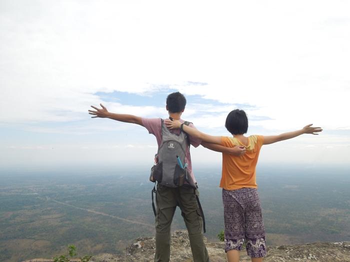 カンボジアもう一つの世界遺産、プレアヴィヒア (13)