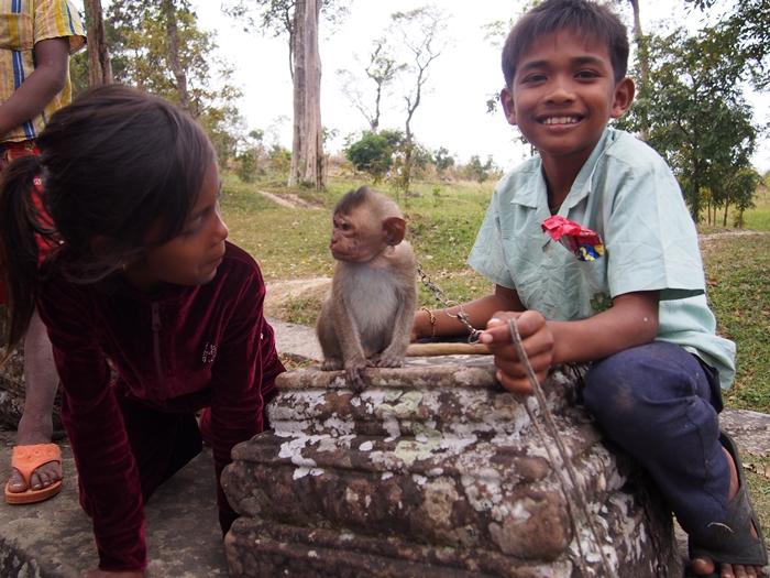 カンボジアもう一つの世界遺産、プレアヴィヒア (19)