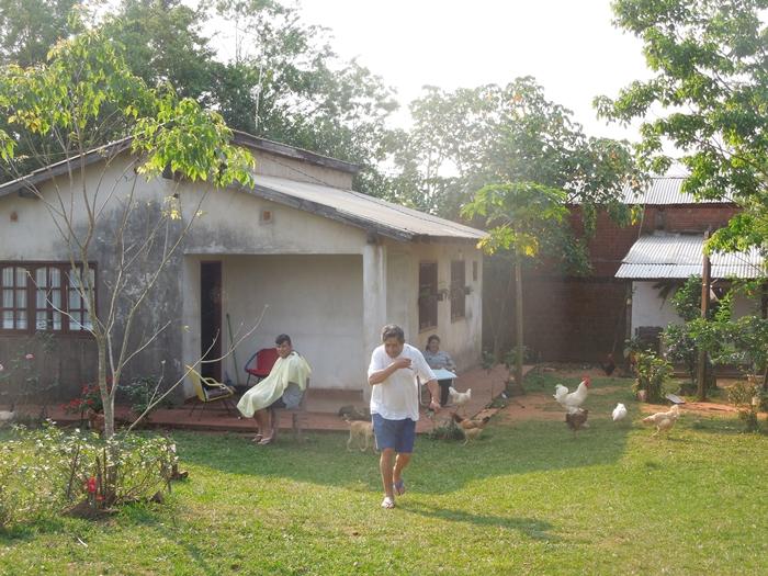 世界遺産を独り占め!パラグアイ唯一の世界遺産 トリニダー遺跡 (5)