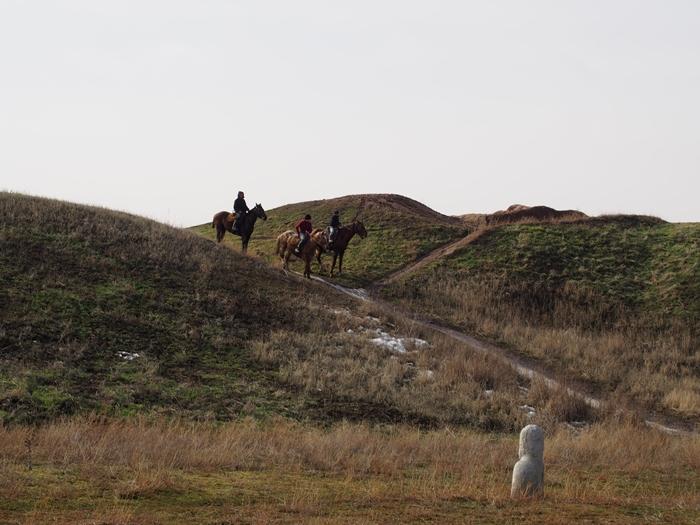 ブラナの塔とバラサグン遺跡、そして三蔵法師の足跡に触れるアク・ベシム遺跡 (20)