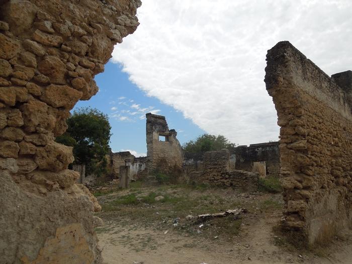 世界遺産を独り占め!パラグアイ唯一の世界遺産 トリニダー遺跡 (1)
