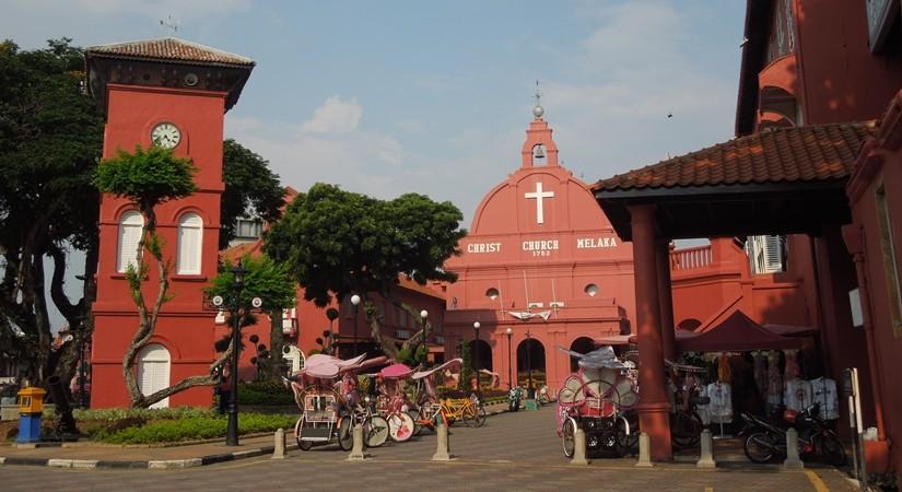 【マレーシア04】世界遺産マラッカ観光~食は美味しいんだけど、ね~