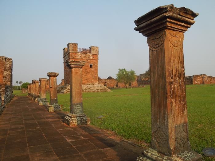 世界遺産を独り占め!パラグアイ唯一の世界遺産 トリニダー遺跡 (14)