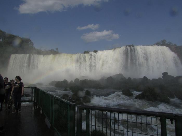 世界遺産のイグアスの滝 第二弾はブラジル側~水しぶきをびっしゃりかぶるの巻~ (5)