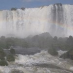 【ブラジル01】世界遺産のイグアスの滝 第二弾はブラジル側~水しぶきをびっしゃりかぶるの巻~