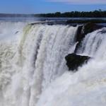 【アルゼンチン06】世界遺産のイグアスの滝、まずはアルゼンチン側~迫力満点!悪魔の喉笛~