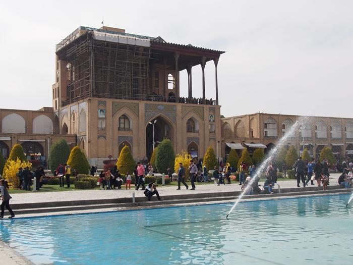 世界の半分とはなんぞ?イランの真珠・エスファハーン! (35)