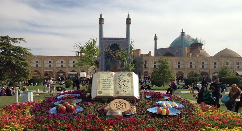 世界の半分とはなんぞ?イランの真珠・エスファハーン!