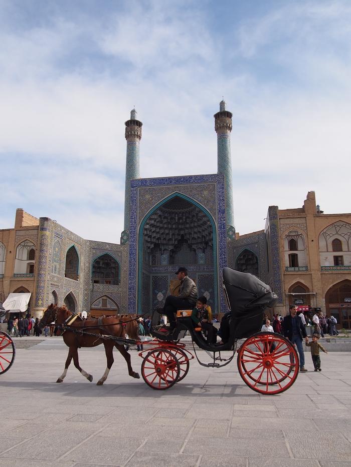 世界の半分とはなんぞ?イランの真珠・エスファハーン! (38)