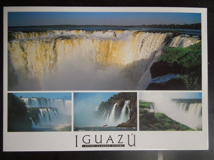 世界遺産のイグアスの滝、まずはアルゼンチン側~悪魔の喉笛迫力ありすぎます~  (4)