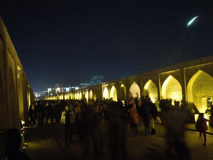 世界の半分とはなんぞ?イランの真珠・エスファハーン! (3)