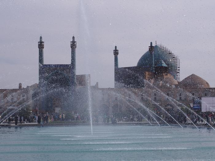 世界の半分とはなんぞ?イランの真珠・エスファハーン! (36)