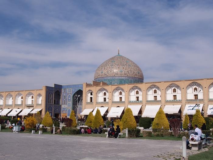 世界の半分とはなんぞ?イランの真珠・エスファハーン! (34)