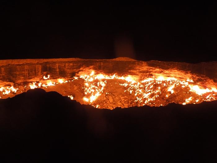 遂にやってきた地獄の門 Door to Hell 今までで一番の絶景! (15)