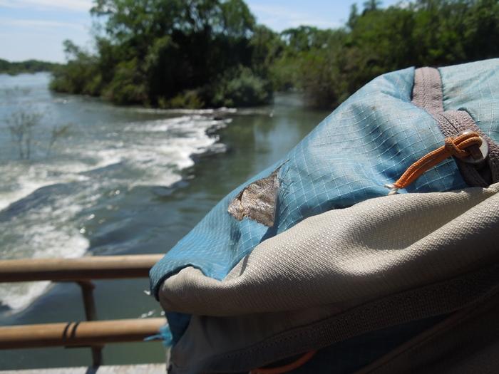 世界遺産のイグアスの滝、まずはアルゼンチン側~悪魔の喉笛迫力ありすぎます~ (8)