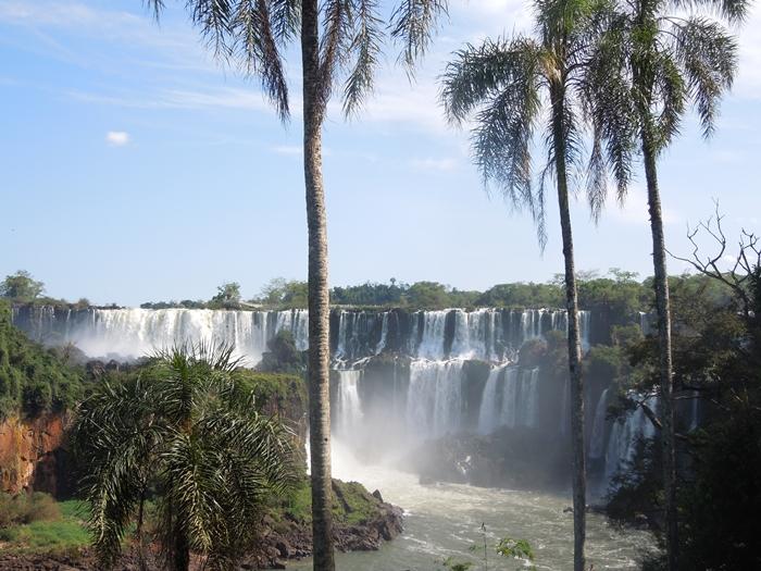 世界遺産のイグアスの滝、まずはアルゼンチン側~悪魔の喉笛迫力ありすぎます~ (15)