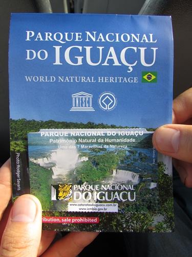 世界遺産のイグアスの滝 第二弾はブラジル側~水しぶきをびっしゃりかぶるの巻~ (2)